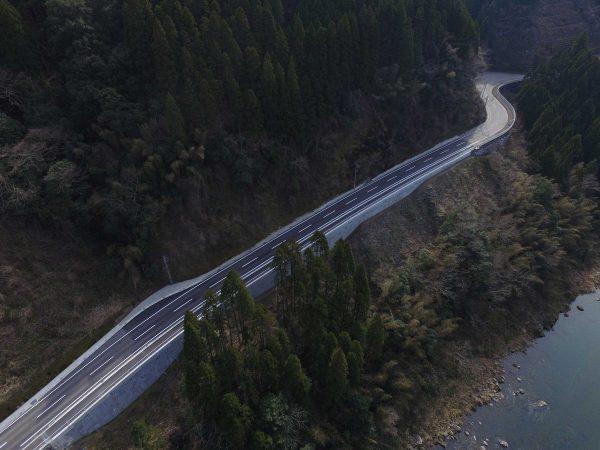 平成28年度 交建防安 第16-53-1号 向山日之影線 大人工区 道路改良工事1
