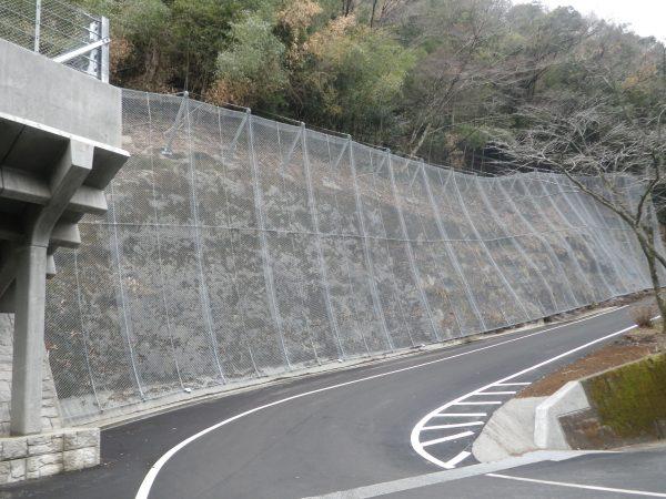 平成28年度 道路災関 第11-1-04号 国道218号 押方地区 道路防災工事その7