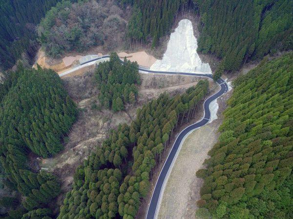 平成29年度 地方創生道整備推進交付金事業(開設) 岩神・大石線(1工区)
