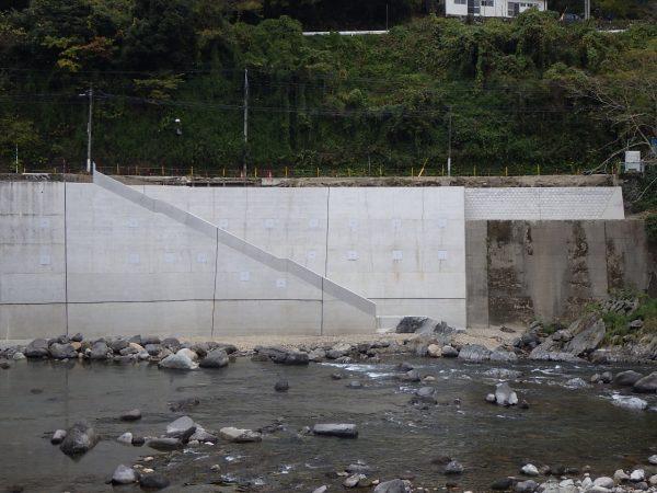 平成28年度 防安水防 第4-1号 五ヶ瀬川 東日之影地区 護岸補強工事(その1)
